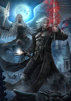 Sorin and Avacyn