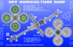 Star Frontiers - Agriculture Ship Ortho
