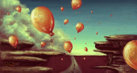Wanderlust by Sashajalal