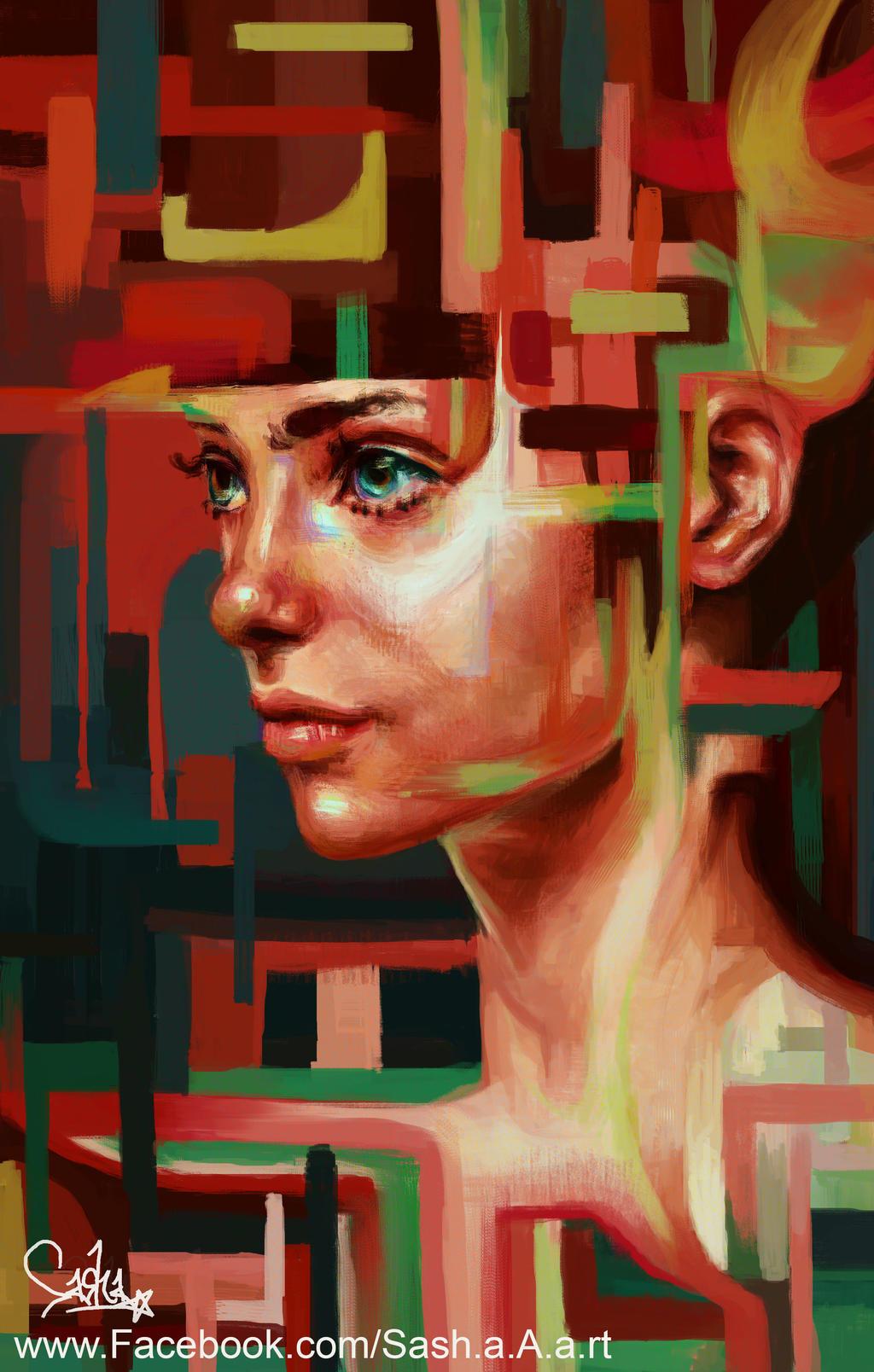 Labyrinth by Sashajalal
