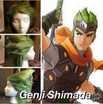 Young Genji Shimada
