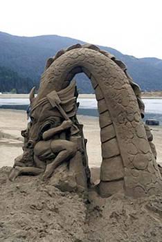 2009 Oregon Sand Castle