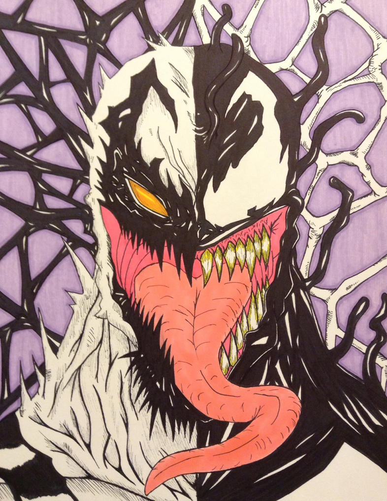 Anti-Venom and Venom by Goldenchupacabra