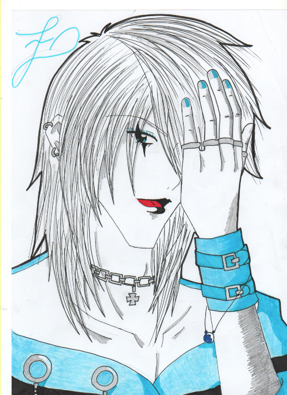 Mis dibujos... Z_there_is_by_gothicarlekin