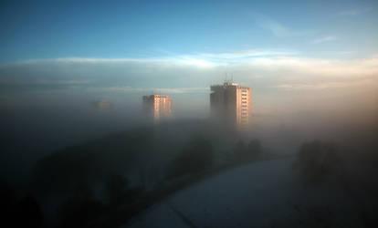 The fog by racik