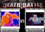 Death Battle - Battle of the Disney Zeus's
