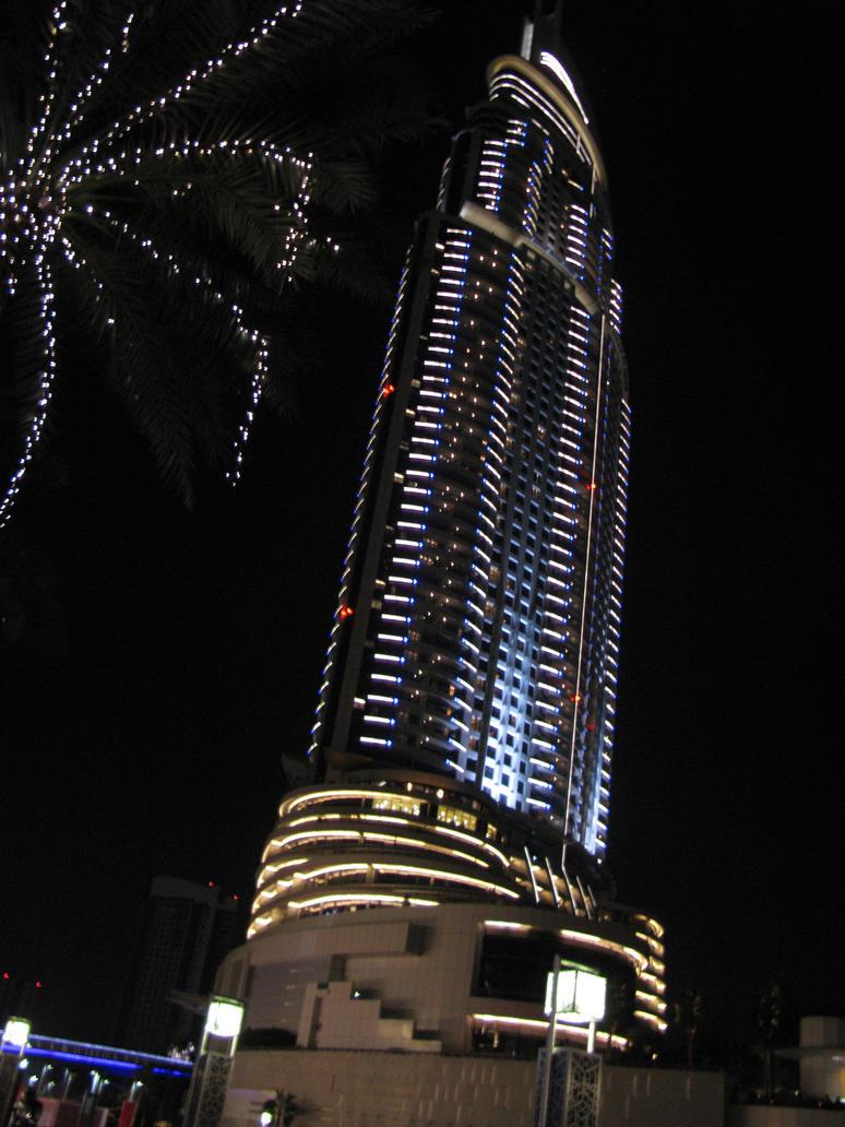 Hotel near dubai mall by aruthizar on deviantart for No 1 hotel in dubai