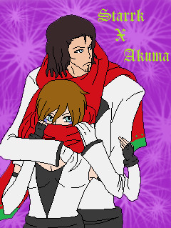 Merry Christmas-Starrk x Akuma by IchiNi2546