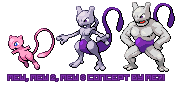 Mew Evolution by me7i