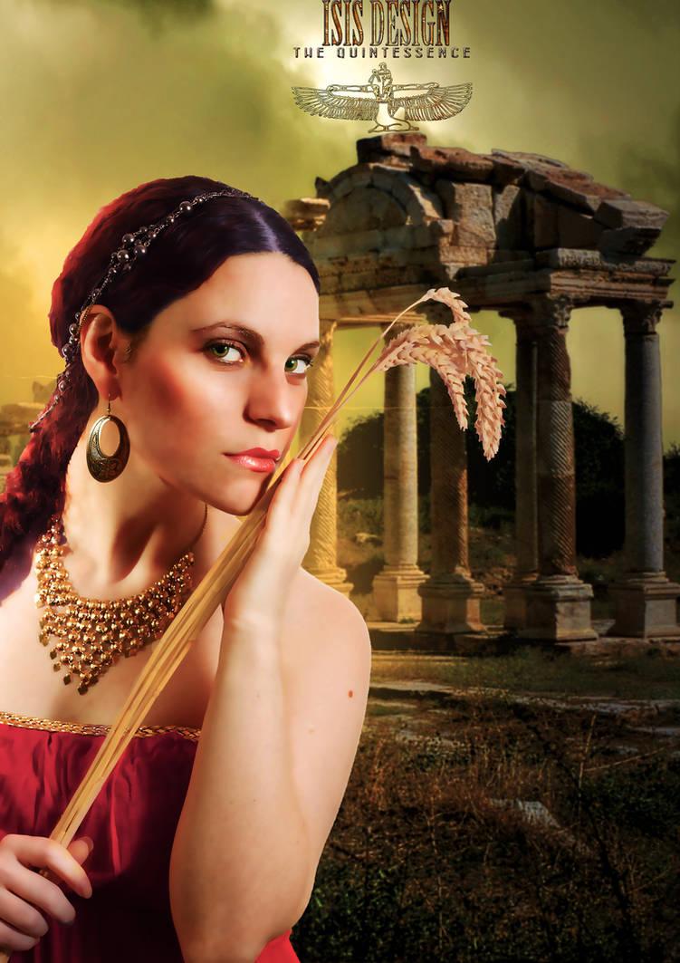 Roman Beauty by LilThugLady