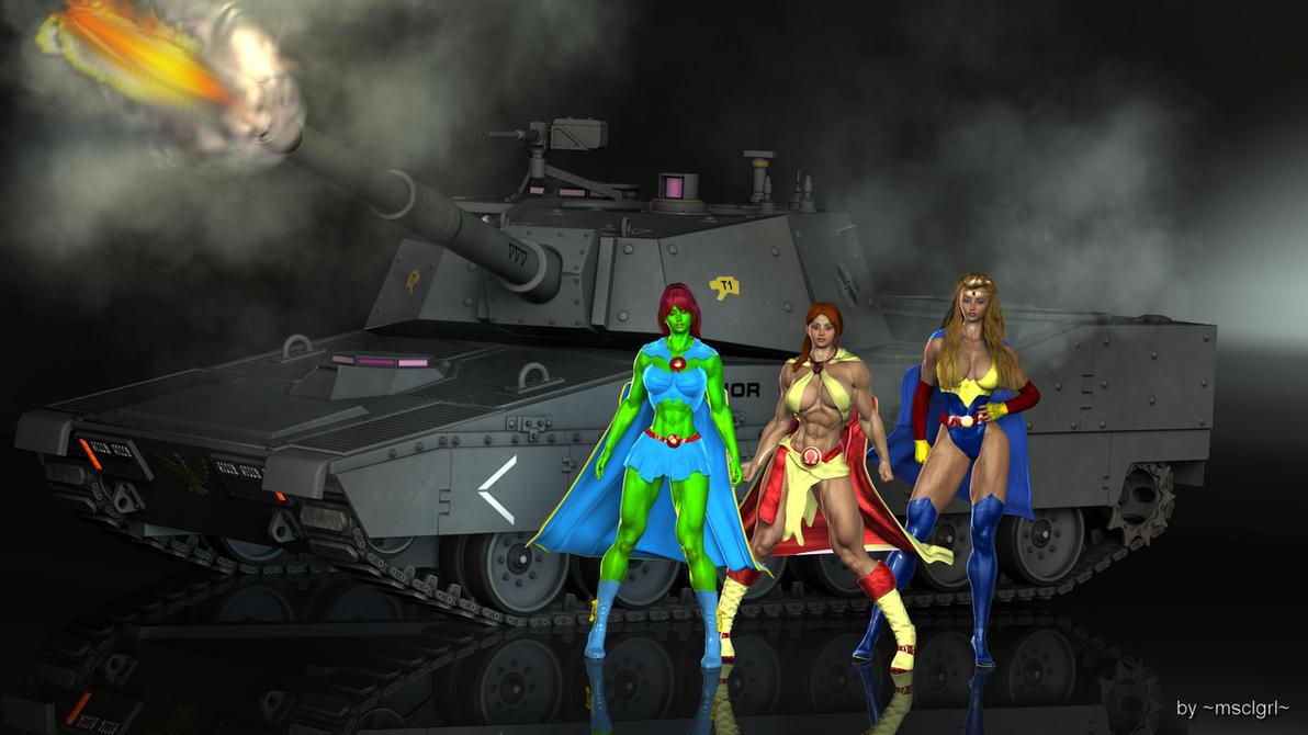 Zamman84 Heroines 1 By Msclgrl-d8vn058-2 by zamman84