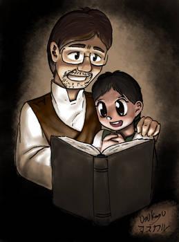 Atrus and Yeesha