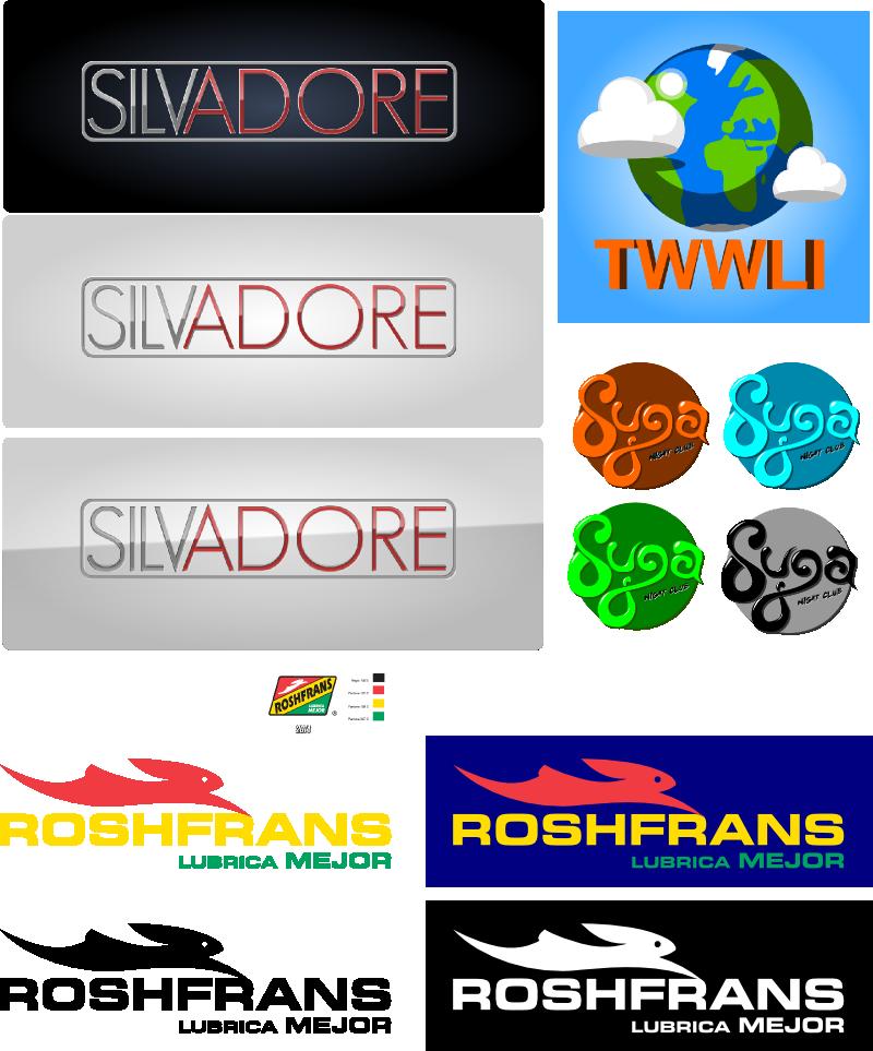 Logos Varios 3 by OSuKaRuArT