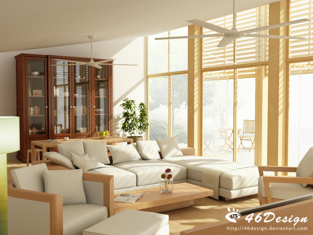 In the Living Room III