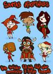 Santa's Little Helper Adoptables: Closed by JonFreeman