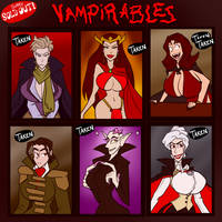 Vampirables - SOLD OUT by JonFreeman