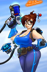 Tanktop Mei - shaded/finished