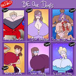 BE our dopts - SOLD OUT