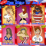 The Milf of July - SOLD OUT