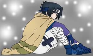 winter clothes sasuke