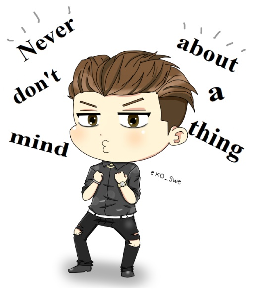 never don't mind about a thing-sehun by sozine2