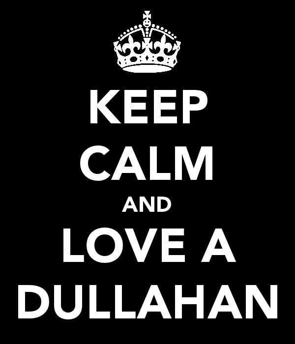 KEEP CALM AND LOVE A DULLAHAN by StarstruckAngel762Durarara Shinra Fanart