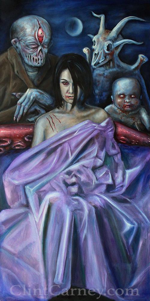 Witch by ClintCarney
