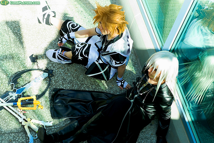 kh2cos: Sora Riku - Final Rest by akewataru