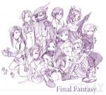 Final Fantasy - DTAAY