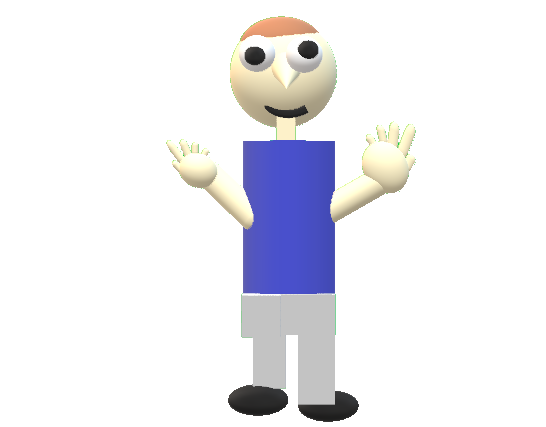Average 5Dimensional person by P201TheGreatGuy