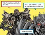 ROTF: Megatron's Nightmare
