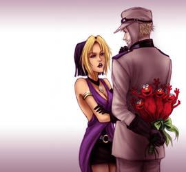 Romance Fail by Lecidre
