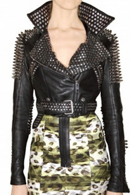 Black-leather-studs-jacket 400 by phoenixrosefirehear