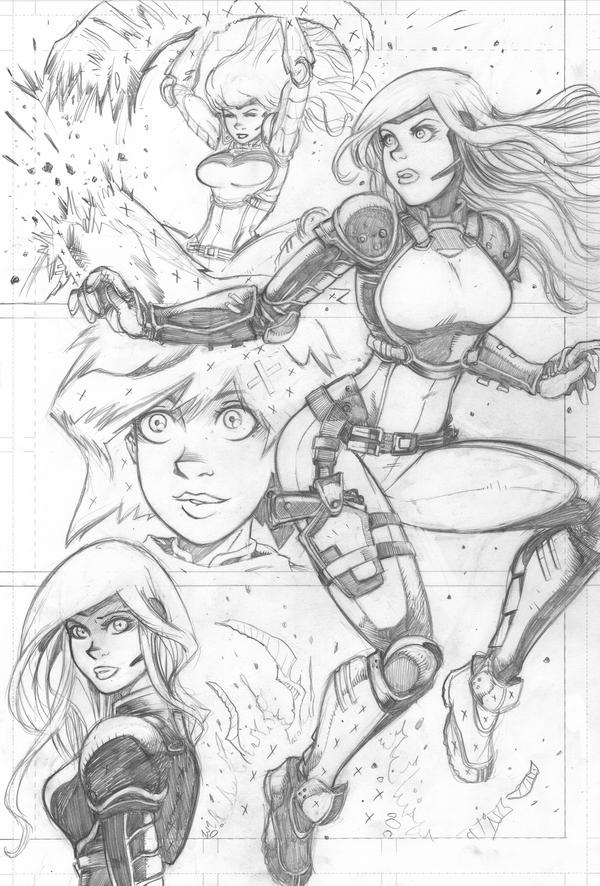 Vcis and t Pencils 159 by the-BluePhoenix