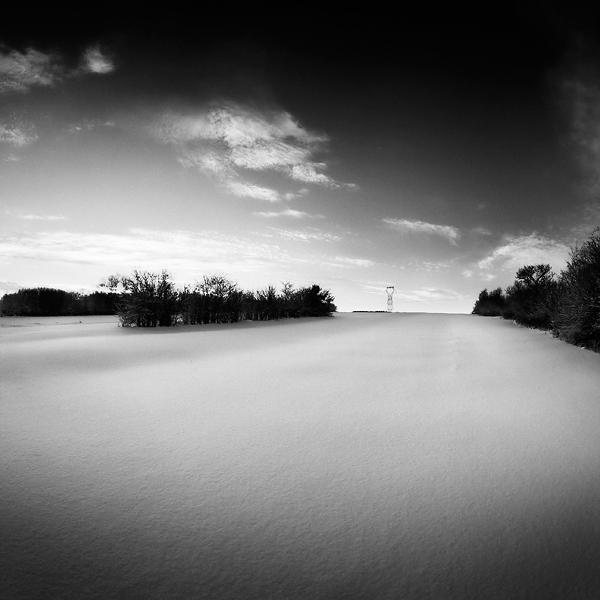 La neige by Al-Baum