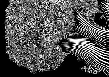 Zoom in einen Brocoli by eltorofuerte