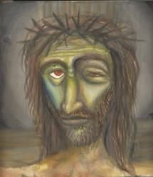 My own personal Jesus by eltorofuerte