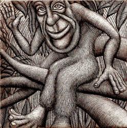 Der faule Baum-Paul