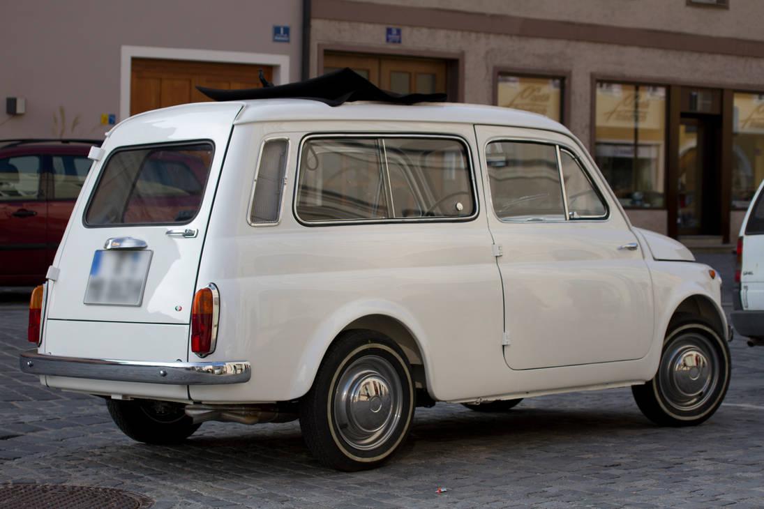 Fiat 500 Giardiniera 2 By Macpaul On Deviantart