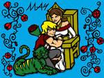 He-Man FanArt Calender - May