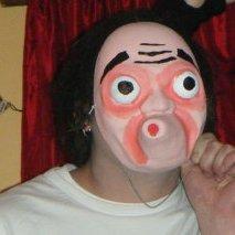 Hyottoko a.k.a. L's Mask by slyvenom