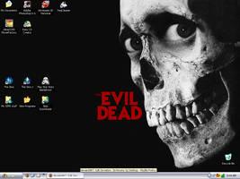 My upgraded systems desktop by slyvenom