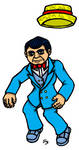 Barry Boo by slyvenom