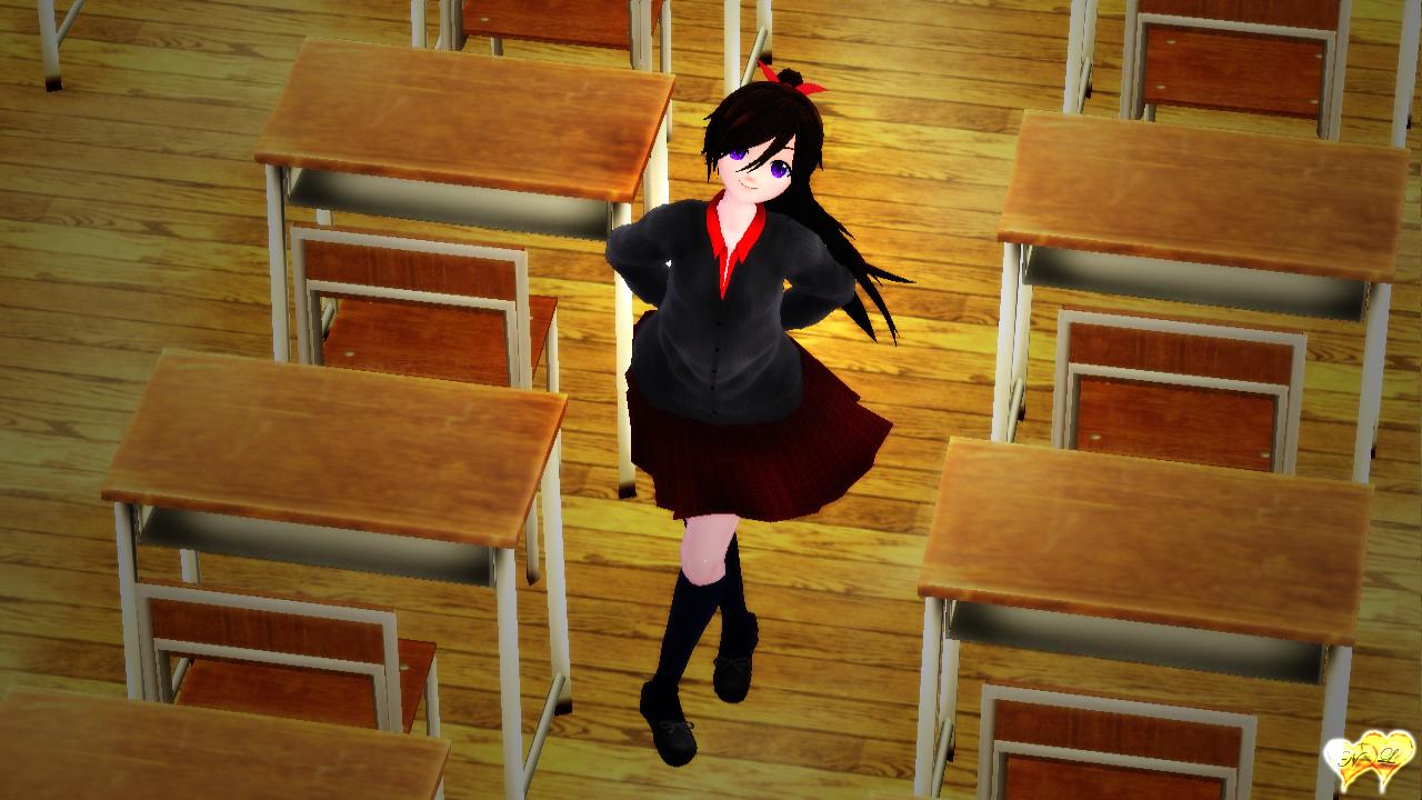 ~Nadeshiko - School Uniform~ by NadeshikoLove1