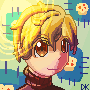 Quinditty - Leo Icon by Dusk-Kniade