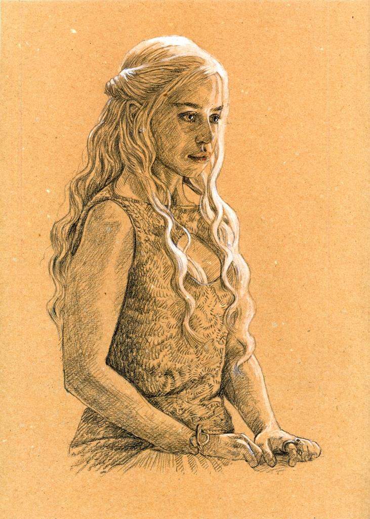Khaleesi by VIGLED