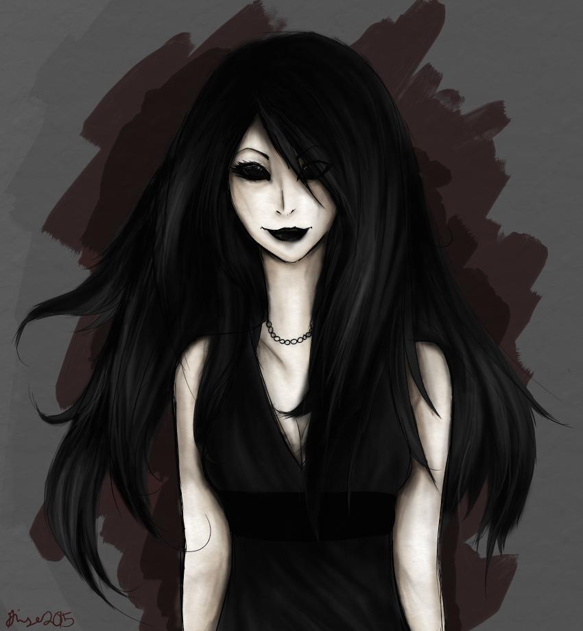 Creepypasta jane the killer by xabaki on deviantart - Jane the killer anime ...