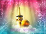 imam riza by ALZAINABYAH