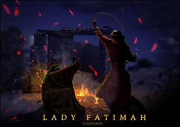 Lady Fatima by ALZAINABYAH