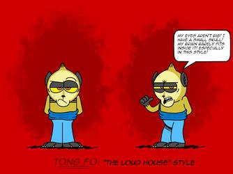 LOUD HOUSE STYLE: Tong Fo (Kung Fu Panda: LOA) by Bigjawthereptile